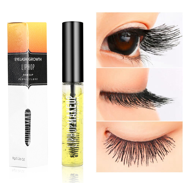47257a7cb62 Serum Pertumbuhan bulu mata Cair Makeup Kuat Perawatan Enhancer Eye Lash  Tebal Lagi Pemanjangan Alami