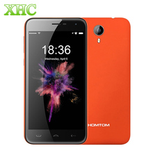 D'origine HOMTOM HT3 PRO 5.0 pouce Android 5.1 Smartphone 2 GB 16 GB MTK6735P Quad Core 4G LTE 3000 mAh Dual SIM Mobile téléphone