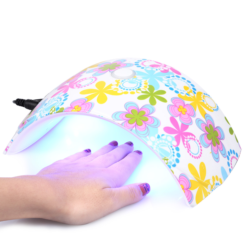 Aliexpress Com Buy 36w Nail Art Uv Lamp Led Uv Nail