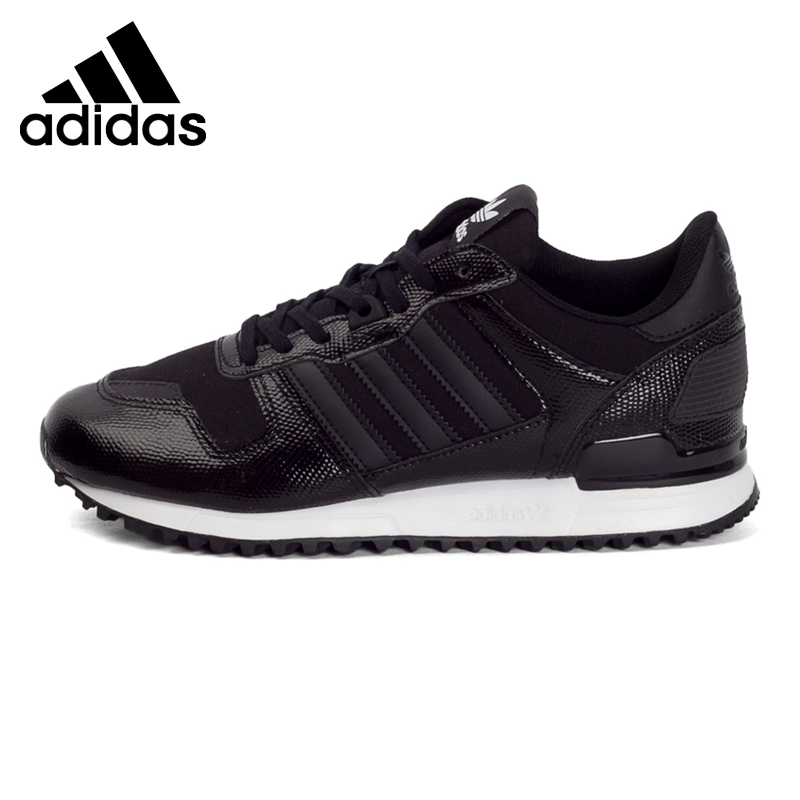 Original New Arrival  Adidas Originals ZX 700 W Women's Skateboarding Shoes Sneakers