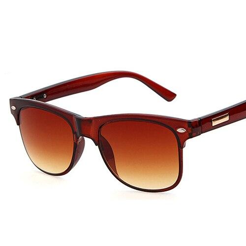 Nova Praça Óculos De Sol Dos Homens Marca de Moda Designer de Pontos de  Revestimento Reflexivo Óculos De Sol Das Mulheres Óculos de Sol Unissex  óculos De ... 58502ec0ba