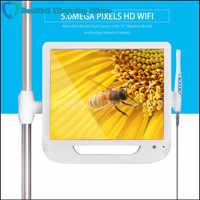 Neue Ankunft 17 Zoll Monitor USB/Wifi Intraorale Endoskop Endoskop Kamera 6 Led Kamera Dental Kamera Dental Licht Zahnarzt