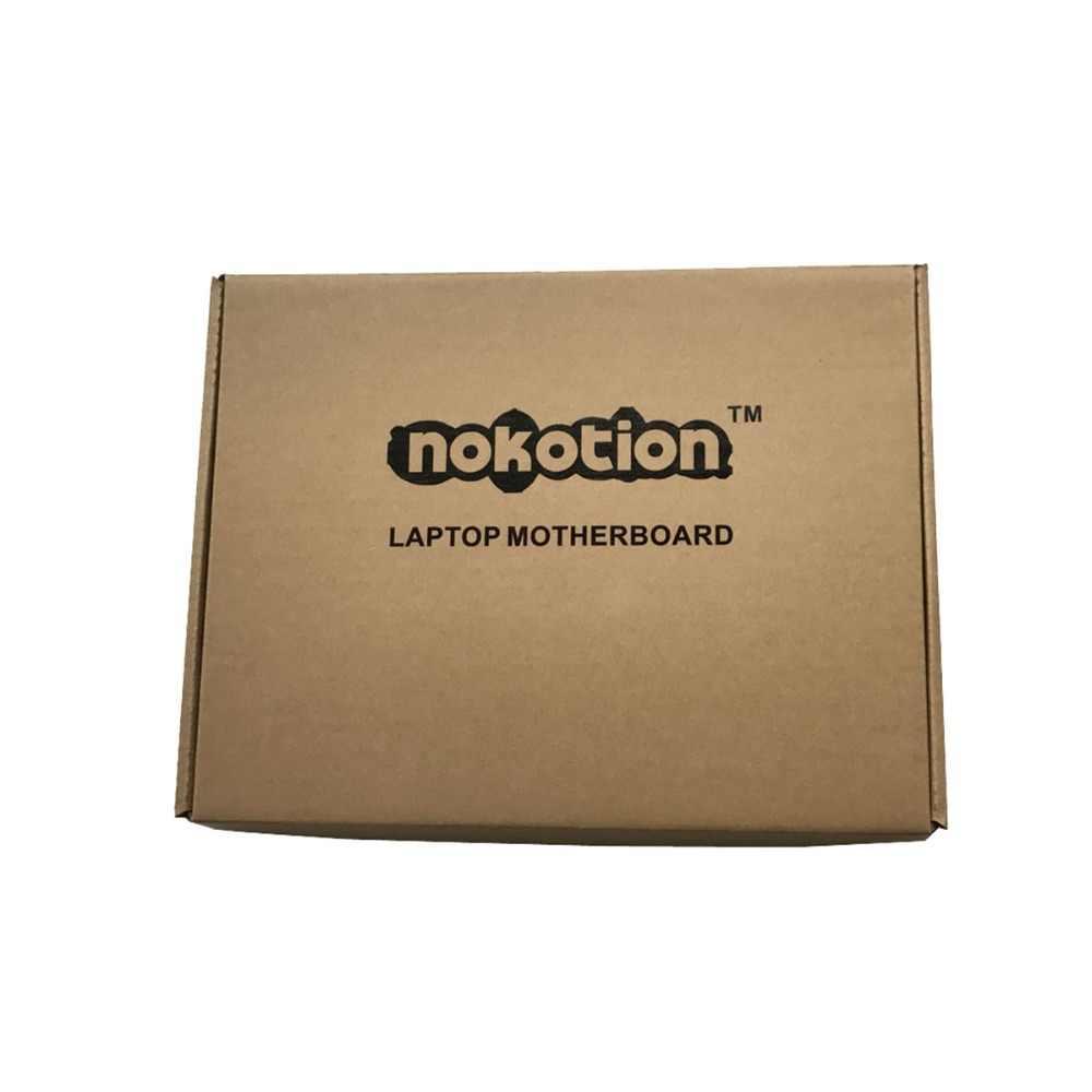 Материнская плата NOKOTION PN 010172W00-600-G для ноутбука 688303-501 688303-001 для HP 2000 Compaq 2000 CQ58 688303-001, основная плата работает