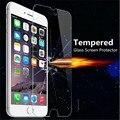 Arca 0.26mm 2.5d para iphone 5 5s 6 s vidrio templado para el iphone 6 6 s 5S 5S 4S de cristal protector para iphone6 plus 6 s película protectora