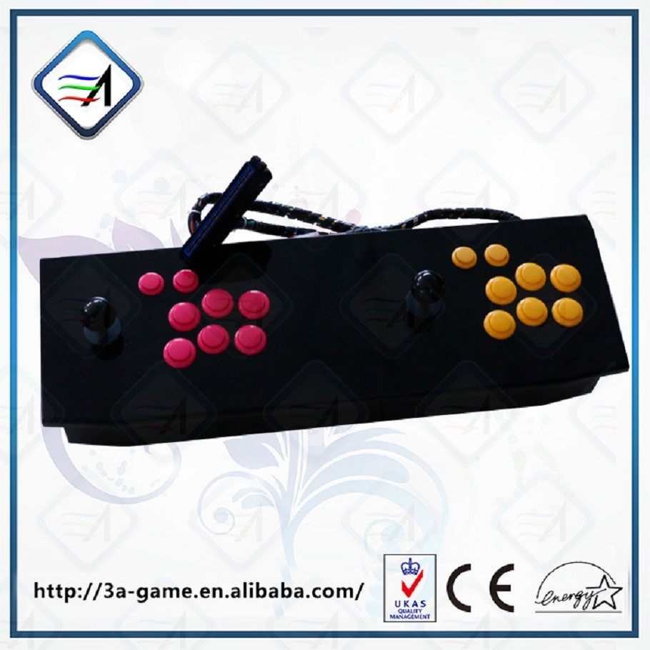 Arcade Kits Joystick  Buttons For Jamma Multi Game pcb of Pandora box 3 Arcade Control jamma arcade game kits with pandora box 4 645in1 game power supply arcade joystick arcade buttons speaker for arcade game