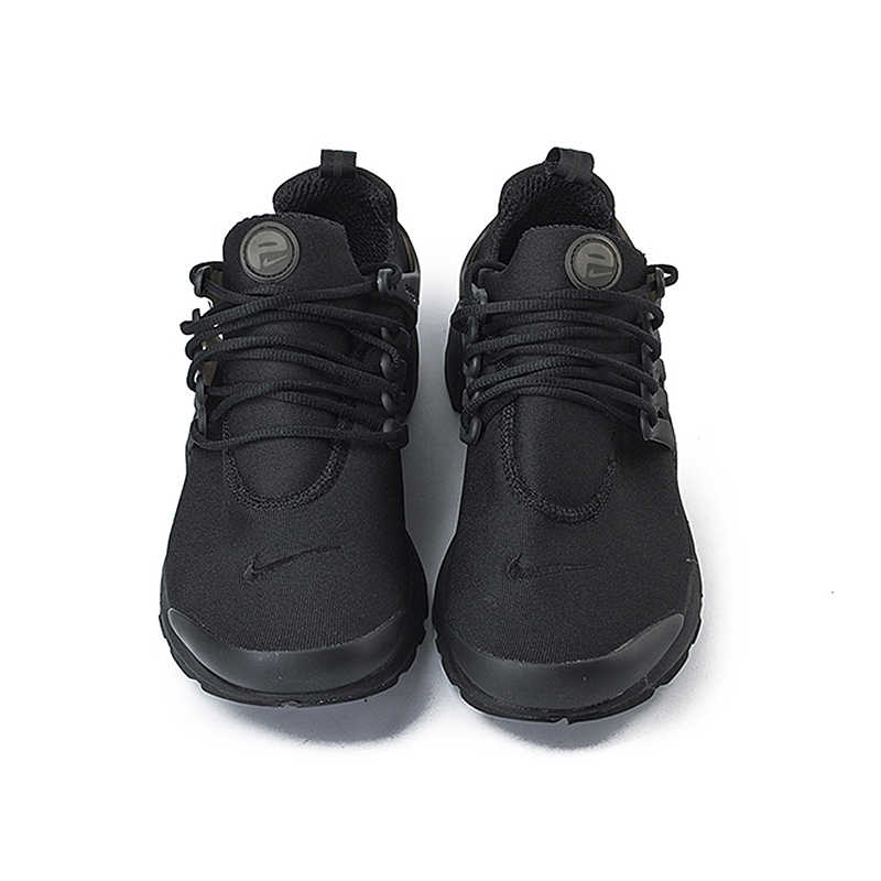 new product c0f2c ff064 ... Nike Air Presto Blackout Black Knight Retro Men s Running Shoes  Original Sport Sneakers 305919-009 ...