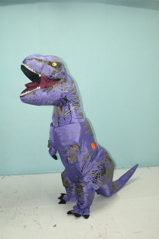 Uomini Tuta Degli Per T Rex Le Gonfiabile Donne Adulto Dinosauro XwgqwT