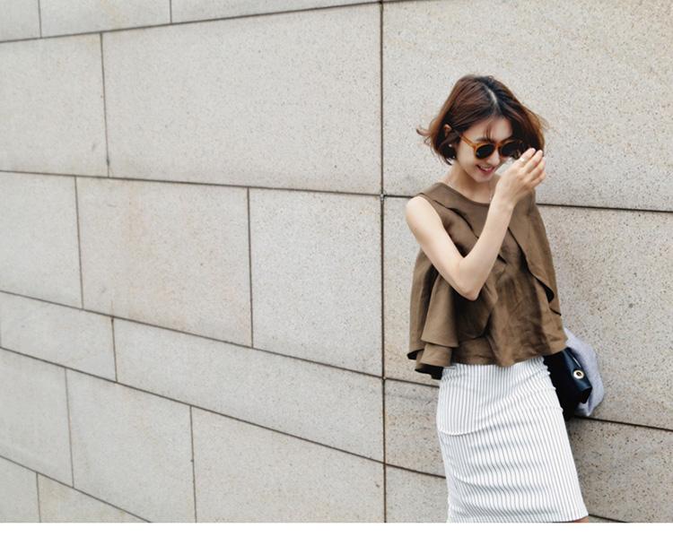 Color Women Tanks Fashion 13