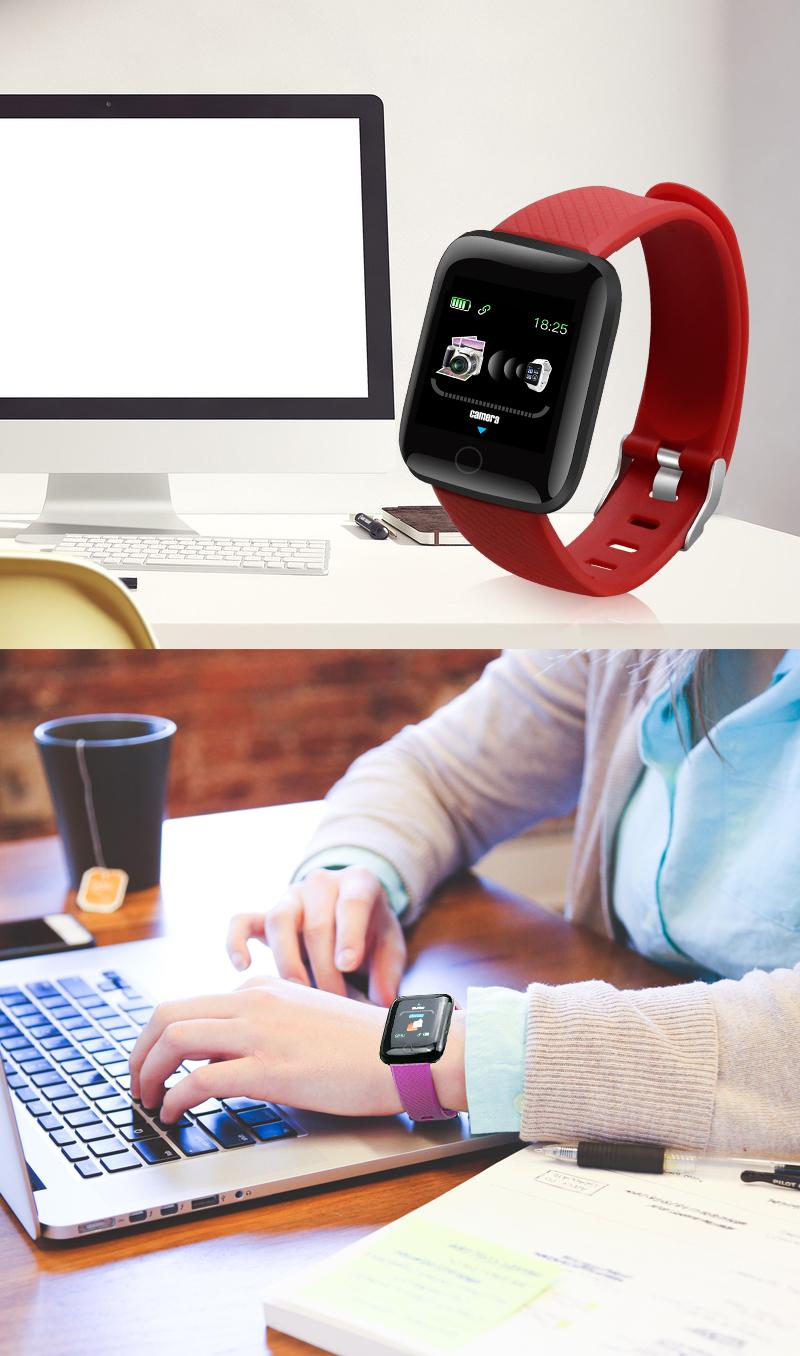 D13 Smart Watch 116 Plus Smart Bracelet 30