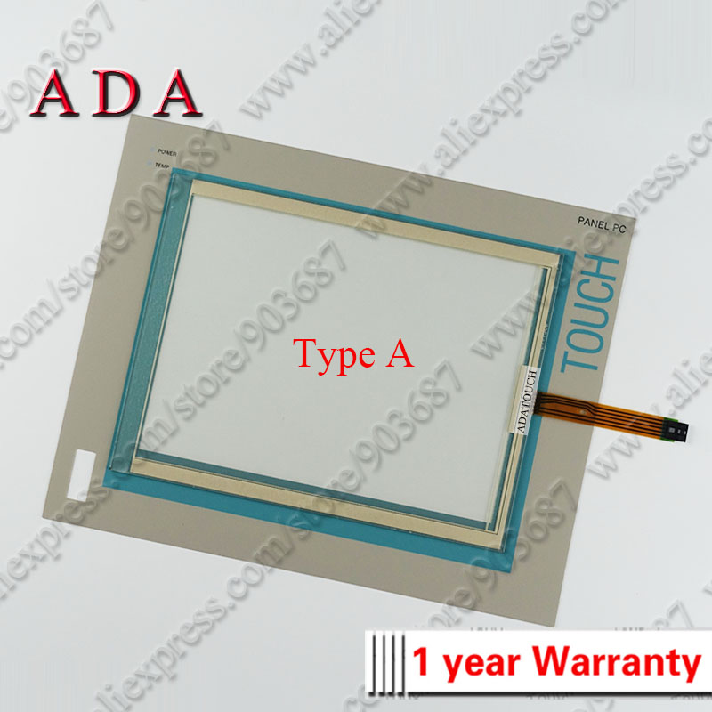 Computer & Office Brand New Touch Screen Glass Digitizer For 6av7612-0ab10-0cj0 Panel Pc 670 12 Touch And Front Overlay protective Film