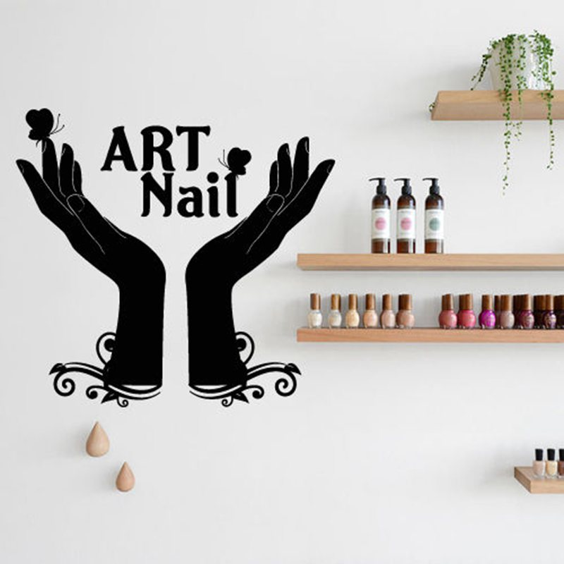 Buy nail salon poster and get free shipping on AliExpress.com