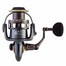 Pisicifun Stone 5.2:1 10BBs Spinning Fishing Reel  Super Powerful 11.3kg Max Drag Saltwater Spin Fishing Reels
