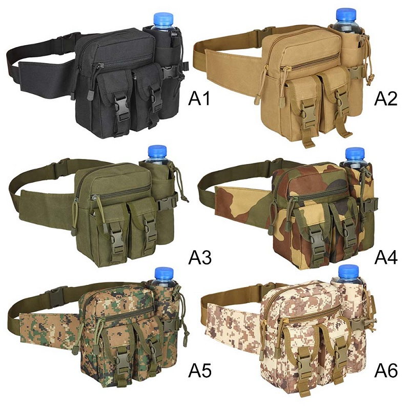 Stowing Tidying Military Tactical Shoulder Bag Waterproof ...