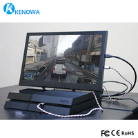 15 6 Super Slim Portable Monitor PC 1920x1080 HDMI PS3 PS4 Xbox360 1080P IPS LCD LED