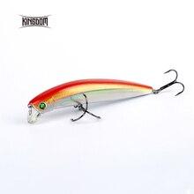 Kingdom Fishing Воблер для мелкой рыбы приманка 120 мм 21 г высокое качество твердая приманка для рыбалки плавающая Джеркбейт с 3D глазом бас модель приманки 5359