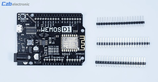 WeMos D1 R2 V2.1.0 WiFi uno based ESP8266 for arduino nodemcu Compatible