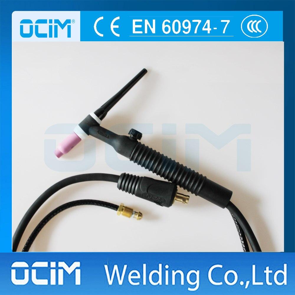 Sporting Wig-schweißen Verbrauchsmaterialien Gas Objektiv Wolfram Spannzange Keramik Düse Isolator Für Wp-17 Wp-18 Wp-26 Wig-schweißbrenner