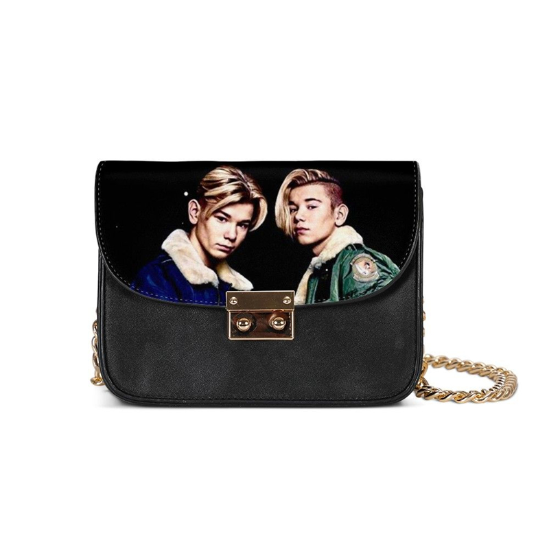 Fashion Marcus And Martinus Women Messenger Bags Chain Strap Designer Mini Leather Handbags Crossbody Purse Ladies Shoulder Bag цена