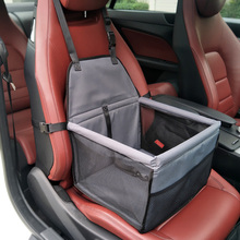 Oxford Travel Dog Car Seat Covers Folding Hammock Pet Carriers Bag Pets Portable Safety Protector Organizer Accessories Supplies