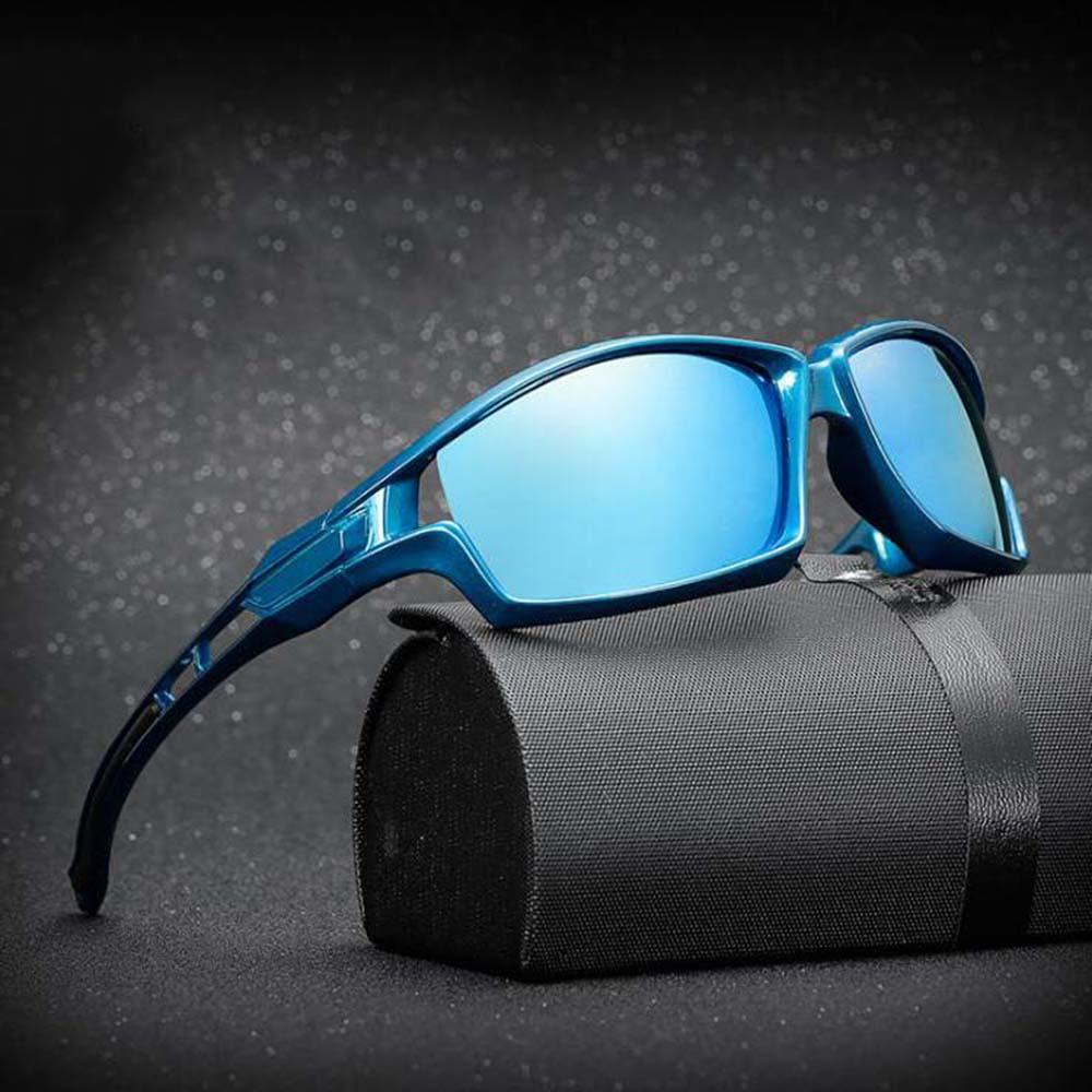 Купить с кэшбэком Sport Sunglasses Polarized Cycling Glasses UV400 Bicycle Glasses Men Women Cycling Sunglasses Fishing Running Eyeware