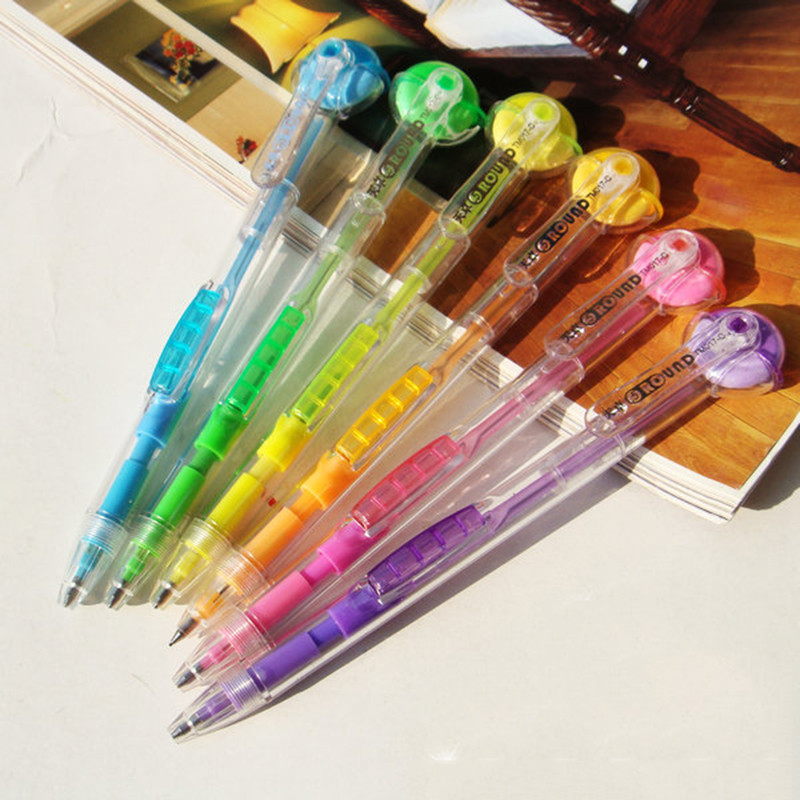 75X//5 Tube Automatic Mechanical Pencil Refill Color Lead School Stationery 0.7mm