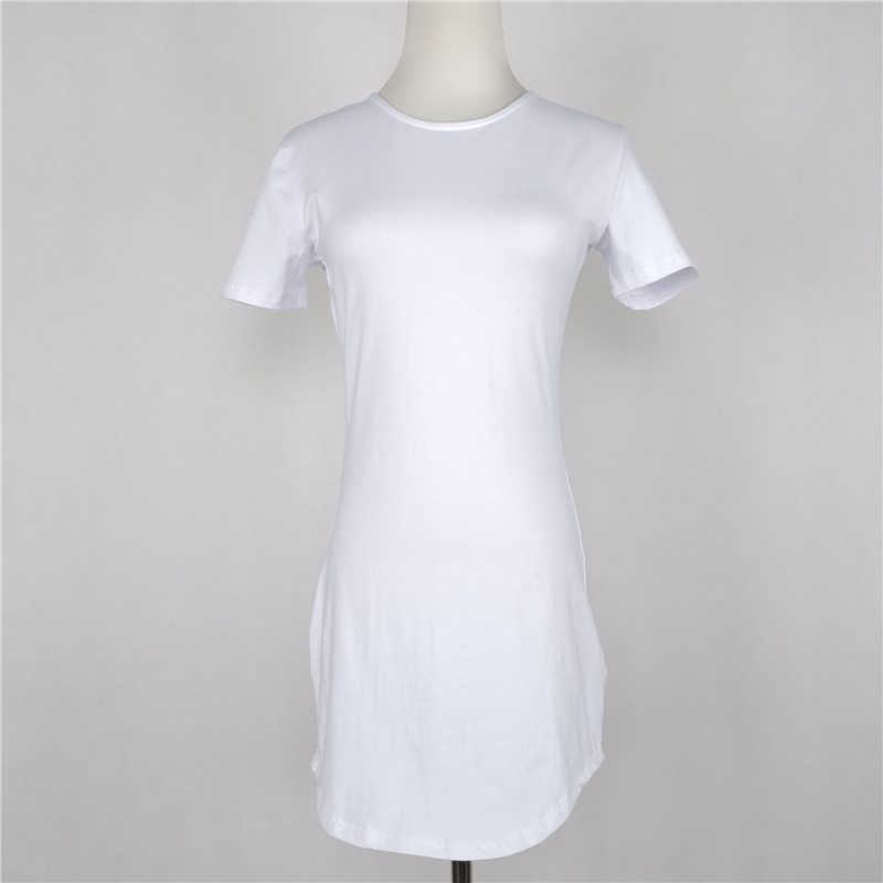 598124564c48 2017 hot sexy pure color bag buttocks dress, women's new / Ladies Sexy  white black /summer dress-in Dresses from Women's Clothing on  Aliexpress.com ...