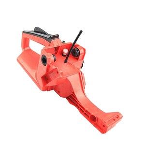 Image 5 - Achter Handvat Gas Brandstoftank Behuizing Vergadering Chainsaw Onderdelen En Accessoires