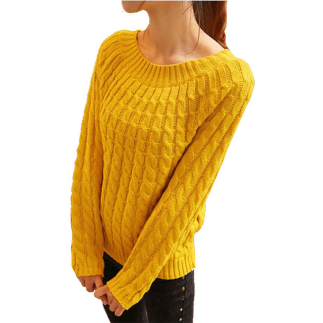 c1d3c7f3db Pullover female Korean version retro sweater women large size jumper loose  bottoming shirt sweaters clothing vestidos MMY200
