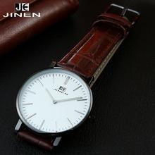 JINEN Girls Beautiful Black Watch Traditional Enterprise Sports activities Watches Montre Homme Marque De Luxe Relogio Feminino Feminine Clock New