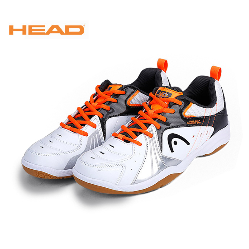 HEAD 2017 New Badminton Shoes For Men Breathable Shock-Absorbant Brand Tennis Pingpong Shoes Sneakers Sport Badminton Shoes