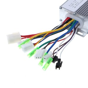 Image 5 - 36V/48V 350W Electric Bicycle E bike Scooter Brushless DC Motor Controller