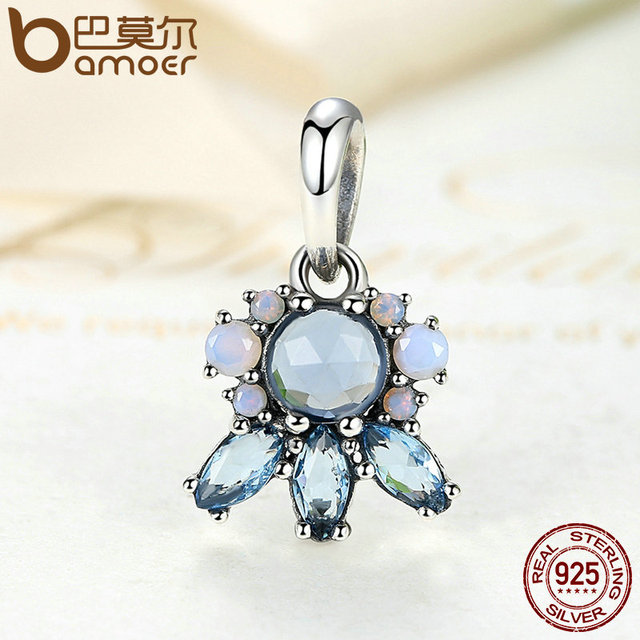 Sterling Silver Frost Charm