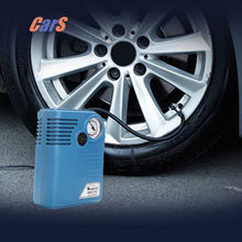 Car Auto Bomba Inflable Bomba de Aire Compresor De Aire De Emergencia Lighte Cigarrillo automático del compresor de aire 12 v Auto bomba inflable un C # S8