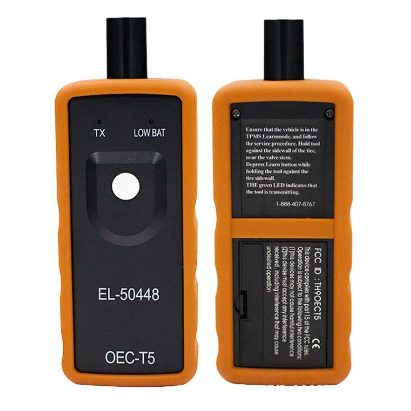 EL-50448 TPMS Relearn Tool Auto Tire Pressure Sensor Activation Tire Monitor Tool