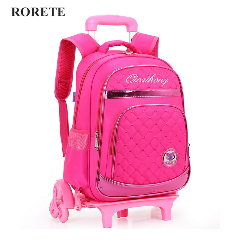 Popular Wheeled School Backpacks-Buy Cheap Wheeled School ...