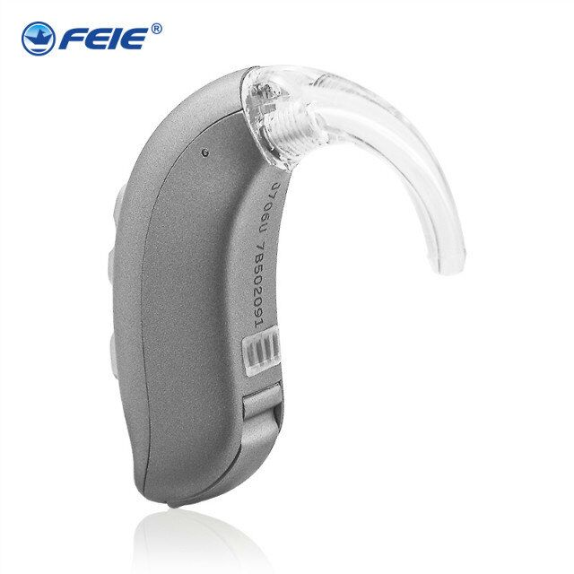 Portable invisible Hearing Aids for Ear Noise Reduction Wireless Digital hearing AID Mini in the Ear for the Elderly MY-26 2017 new technology feie digital hearing aids in the ear canal with noise reduction s 16a free shipping