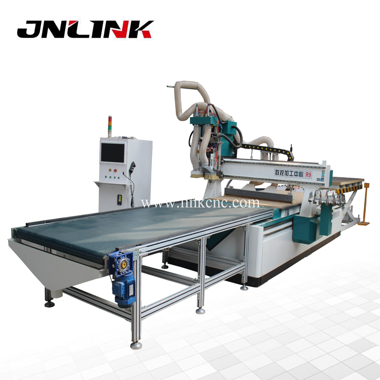 US $26000 11 |Factory price cnc waterjet cutting machine dsp controller for  cnc router 1300*2500mm working size-in Wood Routers from Tools on