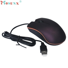 Mouse Raton Professional Optical USB Wired Game Mouse Mice For PC Laptop Computer Rechargeable Mice Gamer Mouse 18Aug2