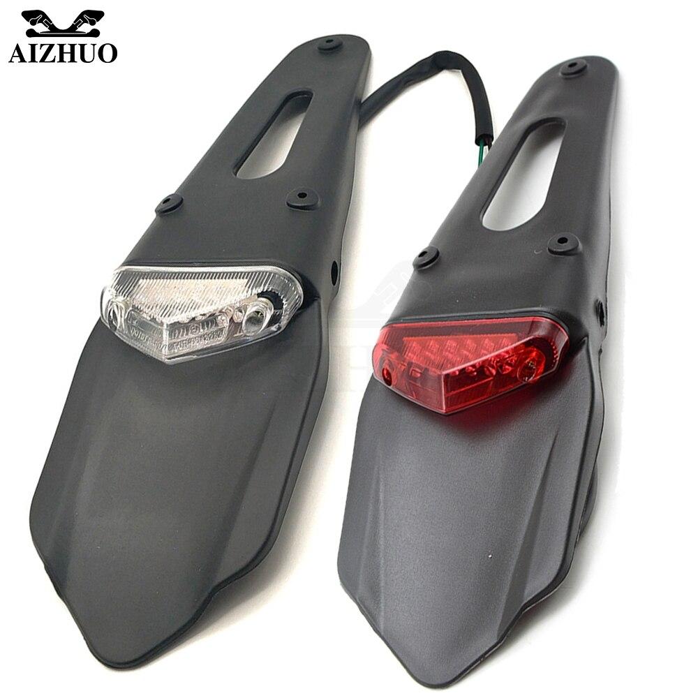 Задний фонарь для мотоцикла, задний фонарь для велосипеда грязи, стоп-стоп, светодиодный задний фонарь для KTM 125 200 250 модели SX-EXC-XC XCW XCFW, для мо...
