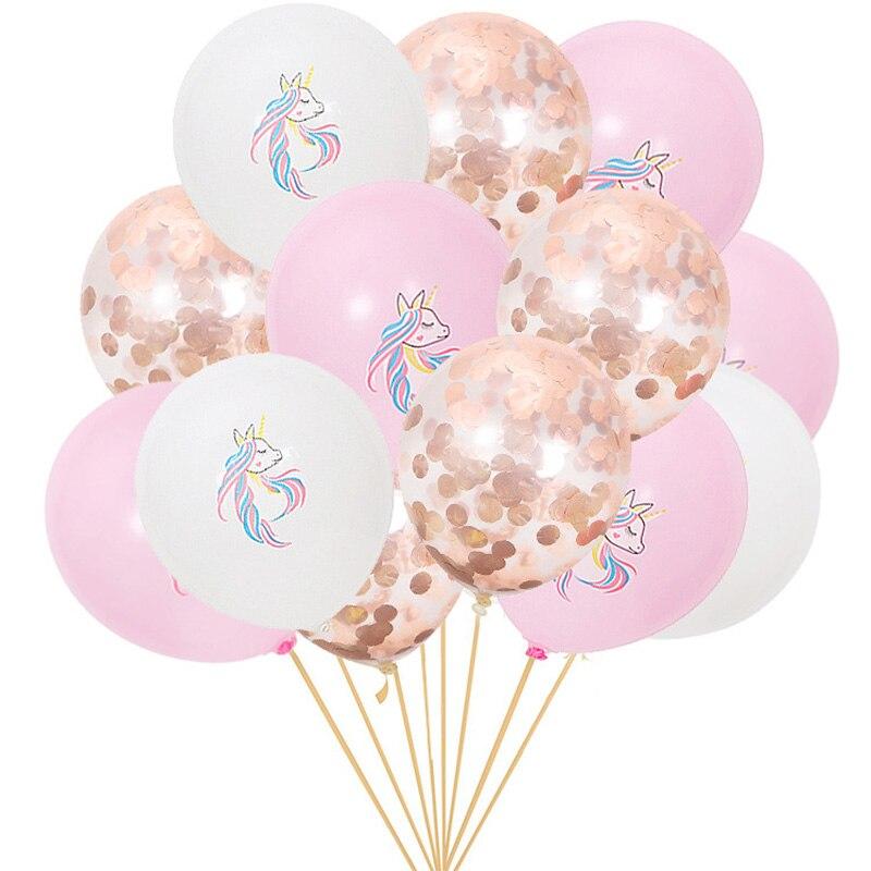 13 шт./Лот, воздушные шары в виде единорога-2