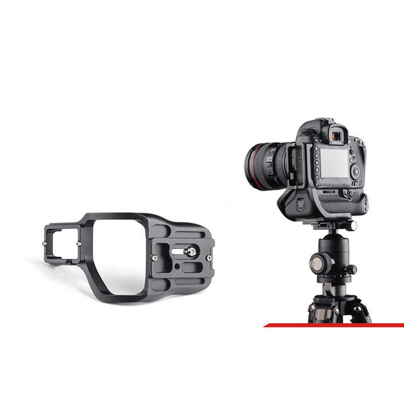 5D4 вертикальный быстросъемный L пластина/кронштейн держатель рукоятка для Canon 5Div 5D Mark Iv Arca-Swiss Rrs