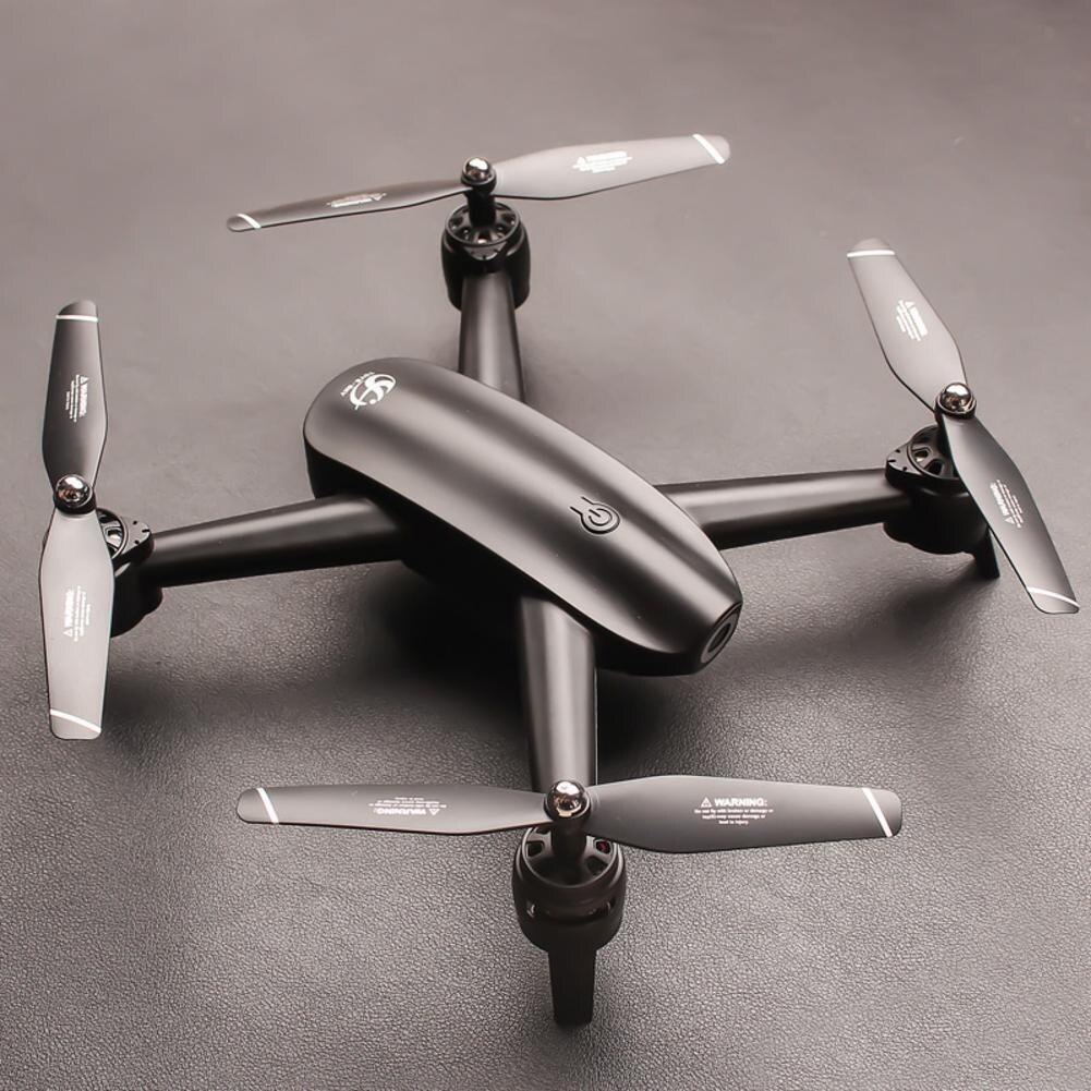 Cadeau pour enfants Drone de contrôle facile RC quadrirotor Full HD 720P caméra WIFI FPV Drone RC une clé décollage/atterrissage/arrêt vol Stable