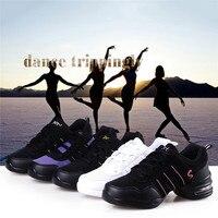 Daddy Chen Brand Dance Shoes Women Sneakers Soft Outsole Breath Modern Dance Shoes Women Sports Jazz