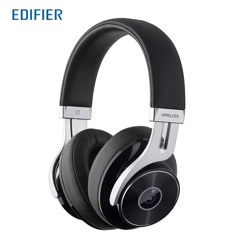 Edifier W855BT casque sans fil Bluetooth casque stéréo HIFI casque écouteurs basses profondes pour tous les smartphones