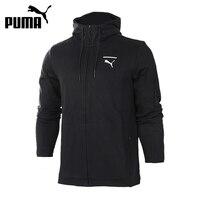 Original New Arrival 2017 PUMA Evo Core FZ Hoody Men S Jacket Hooded Sportswear