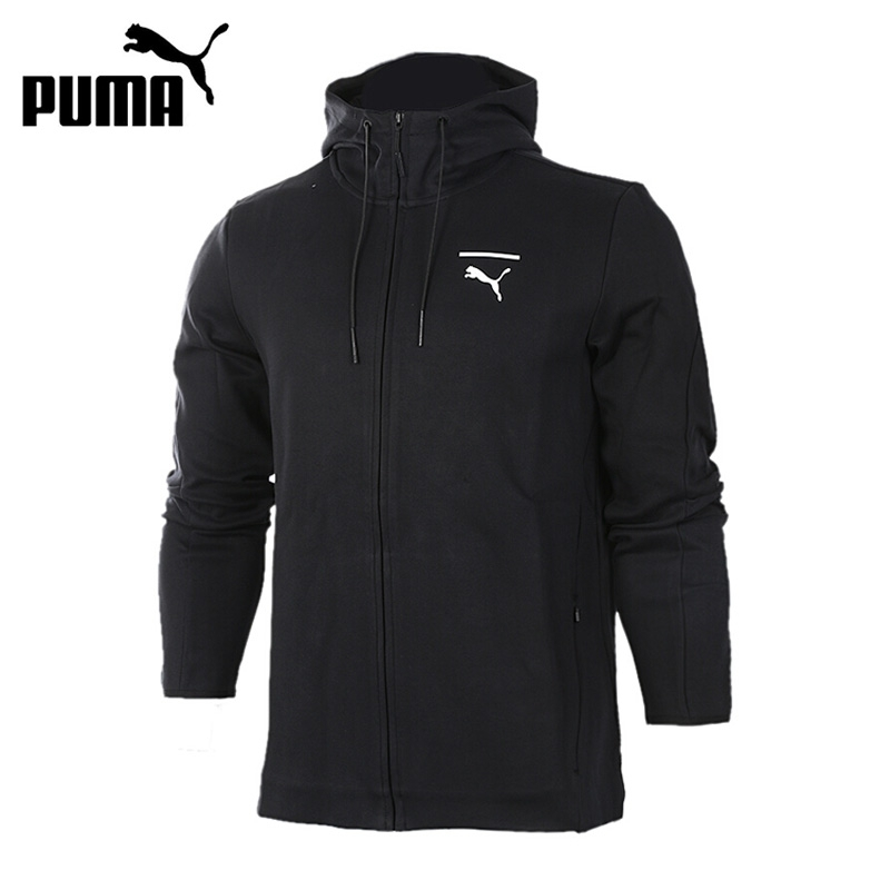 Original New Arrival 2017 PUMA Evo Core FZ Hoody Men's jacket Hooded Sportswear толстовки puma толстовка disrupt fz hoody