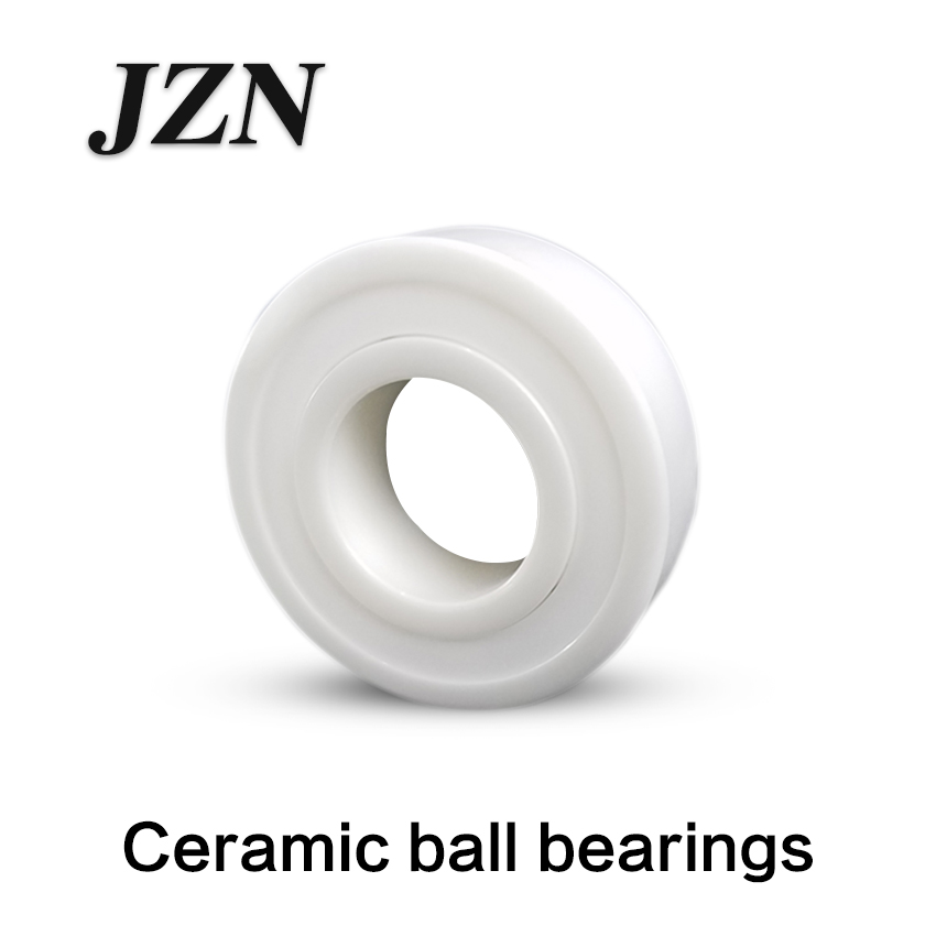 6200 6201 6202 6203 6204 6205 6206  Double Sided Sealed Ceramic Bearings,Ceramic Bearings With Seals (dust Cover) Of