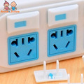 20pcs built-in flat screwdriver protection cover  baby get an electric shock proof power security socket phase 2 holes ATRQ1191