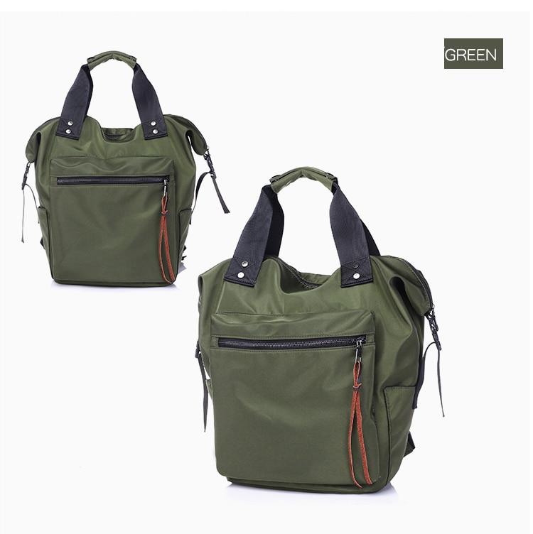 HTB1qlO2czuhSKJjSspmq6AQDpXaf 2019 Nylon Backpack Women Casual Backpacks Ladies High Capacity Back To School Bag Teenage Girls Travel Students Mochila Bolsa