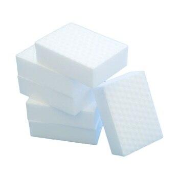 50 pcs/lot High density Compressed nano sponge Magic Sponge Eraser Melamine Cleaner,multi-functional Cleaning 100x60x20mm